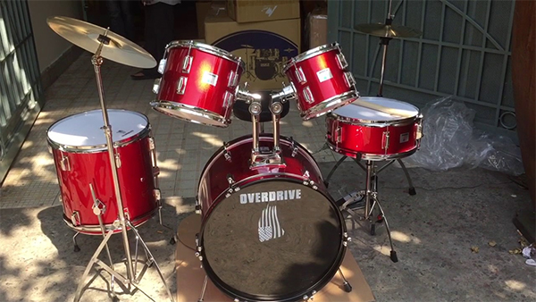 bo trong jazz drum 5 trong cho be tai ha noi