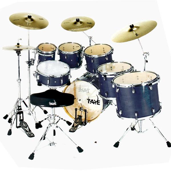 bo trong jazz drum mua o ha noi