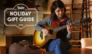 8 ý tưởng quà tặng guitar cho mùa lễ