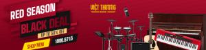 Đếm ngược thời gian chờ đón chương trình khuyến mãi lớn nhất năm tại Việt Thương Music